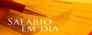 Read more about the article Salário em dia!