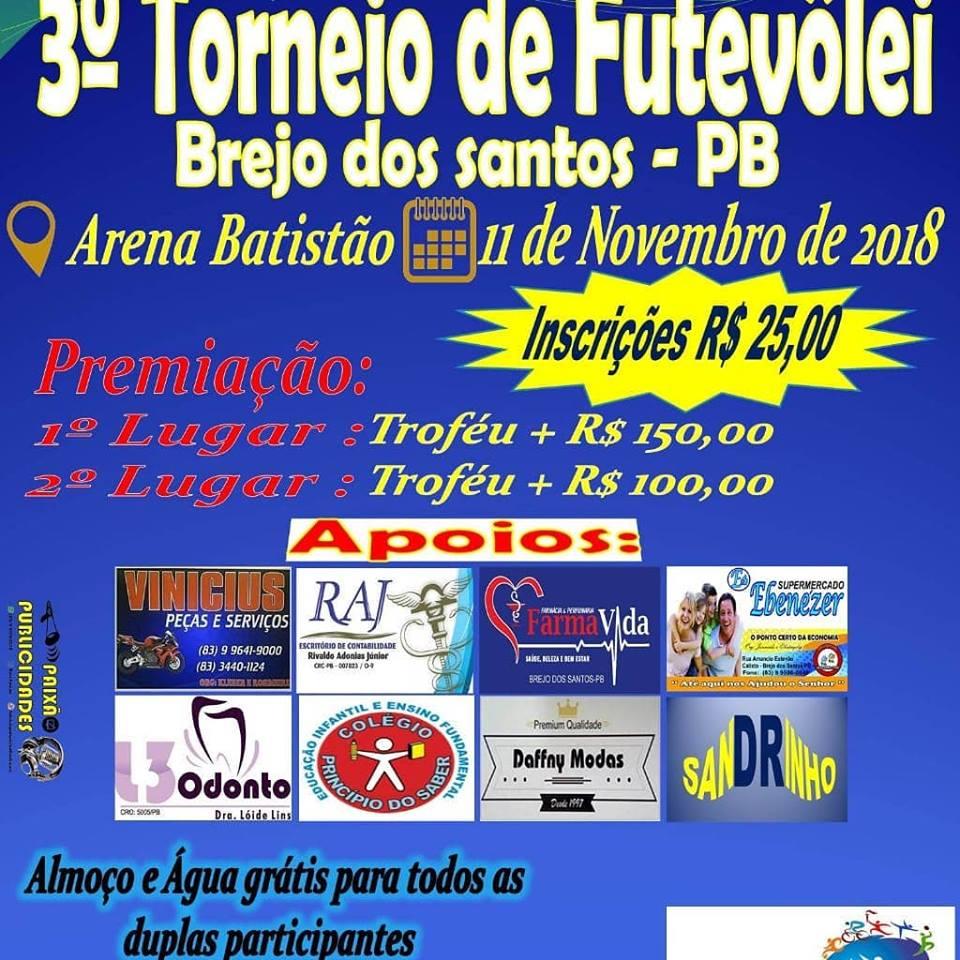 Read more about the article 3º Torneio de Futevôlei de Brejo dos Santos-PB