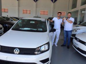 Read more about the article Aquisição de um novo veículo buscando melhorias para a população