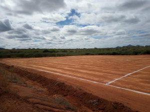 """A Prefeitura Municipal de Brejo dos Santos-PB realizou a recuperação do campo municipal de futebol """"O COSTÃO"""""""