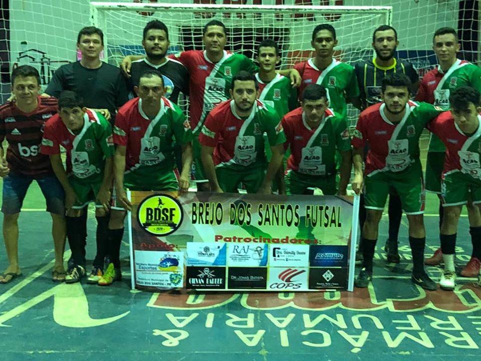 Read more about the article A Equipe de Brejo dos Santos futsal vence por 4×1 a equipe de José da Penha