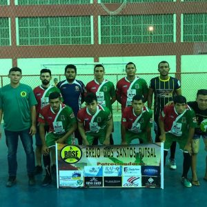 Read more about the article A equipe de BREJO DOS SANTOS FUTSAL conseguiu um bom resultado no 1° jogo da final da COPA NOSSO PARANÁ DE FUTSAL entre