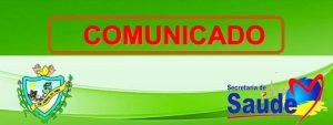 Read more about the article COMUNICADO COVID-19