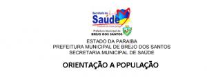 Read more about the article Orientação a População