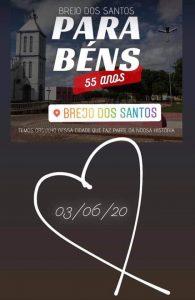 Read more about the article Brejo dos Santos completa 55 anos de emancipação política