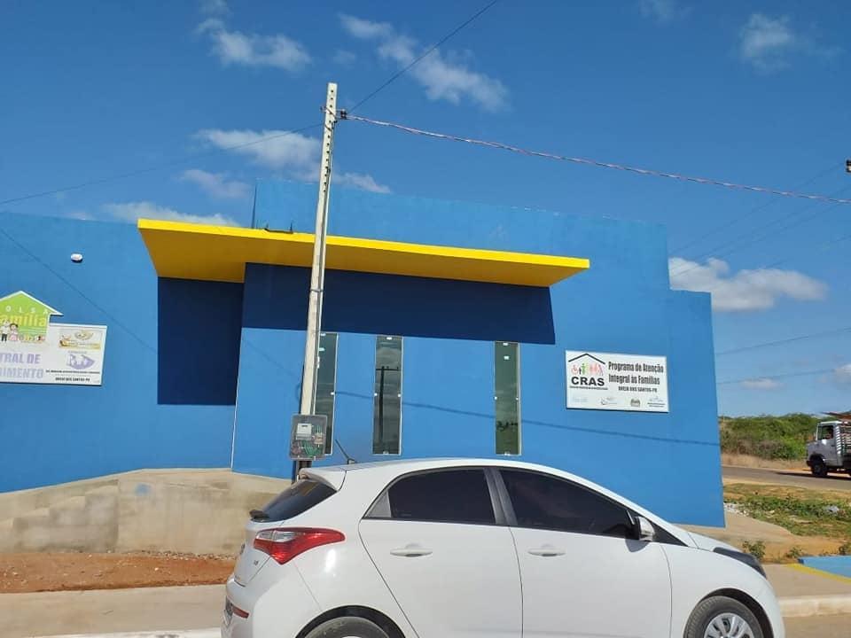 Read more about the article O CRAS de Brejo dos Santos-PB está funcionando em novo endereço